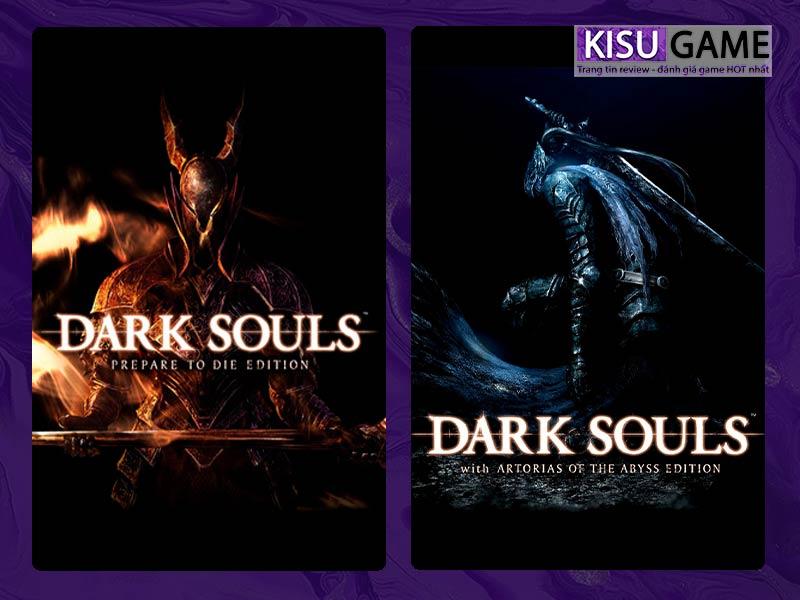 Dark Souls Prepare To Die Edition và Artorias of the Abyss