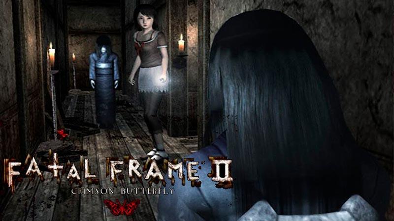 Fatal Frame II: Crimson Butterfly - Tựa trò chơi kinh dị ở Nhật Bản đặc trưng