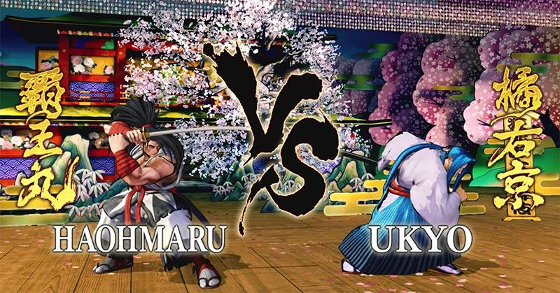 Haohmaru vs Ukyo Tachibana cuộc chạm trán không thể tránh khỏi