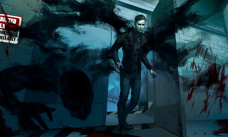 The Walrider - Thực thể vô hình bí ẩn trông cốt truyện Outlast 1