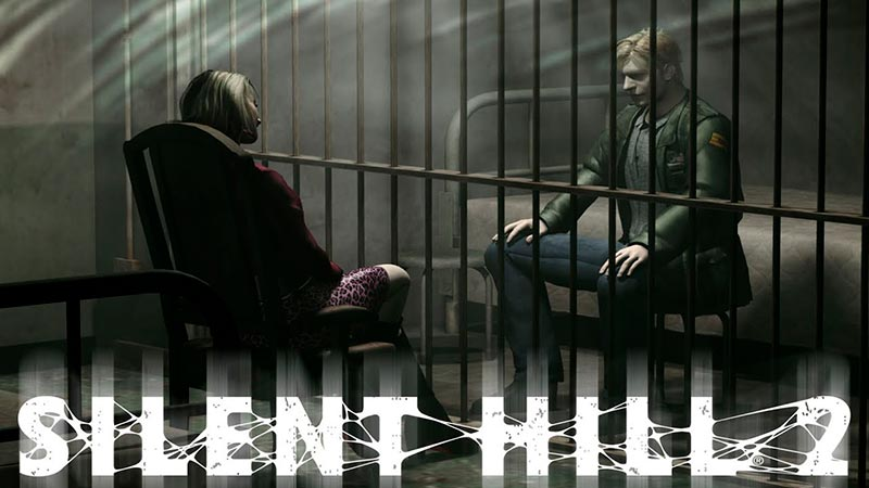 Silent Hill 2 gameplay với thể loại game kinh dị giải đố hấp dẫn