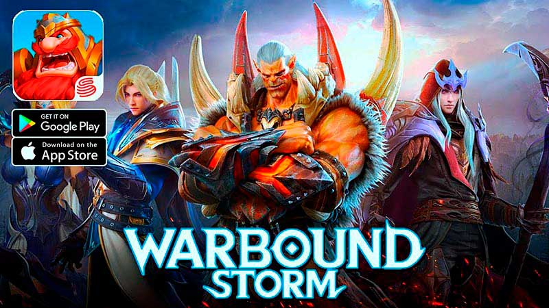 Warbound Storm sản phẩm của NetEase Games 2020