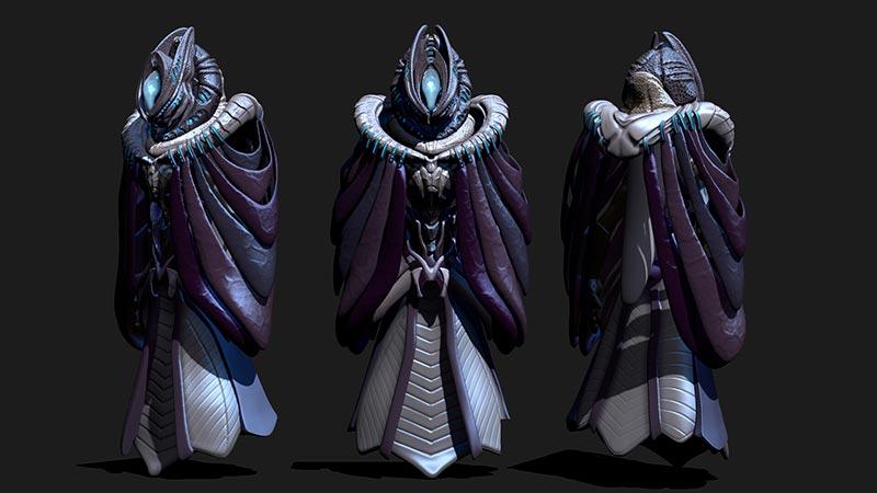 Xel'Naga ông tổ của Starcraft - Nguồn gốc các loài Protoss, Terran, Zerg