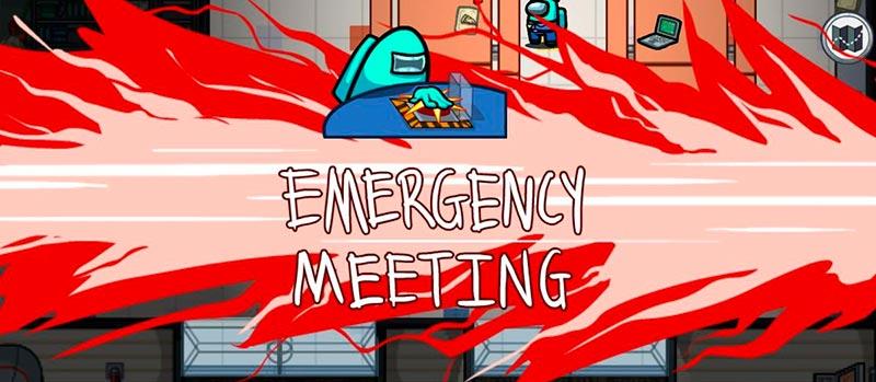 Những cuộc Among Us Emergency Meeting quan trọng và quyết định