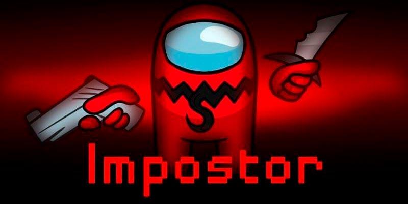 Impostor - Nhân vật được săn đuổi của Among Us