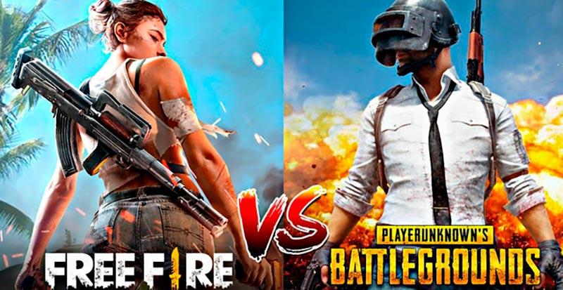 Free Fire liệu có trở thành dead game như PUBG Mobile