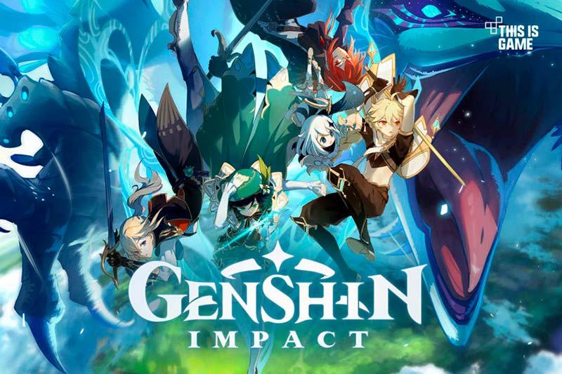 Hiện tượng của năm Genshin Impact chắc chắn không thể thiếu trong top game mobile hay nhất 2020