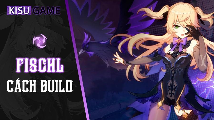 Genshin Impact - Công chúa định tội Fischl