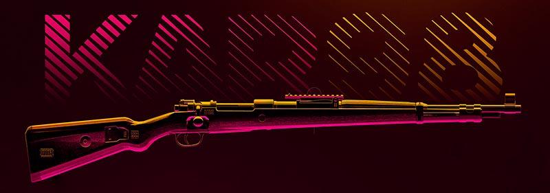 K98 cây snipper khủng của tựa game sinh tồn bắn súng PUBG