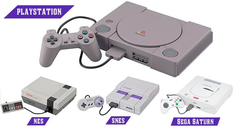 Sự xuất hiện của PS1 đã làm thay đổi xu hướng chơi game của toàn thế giới
