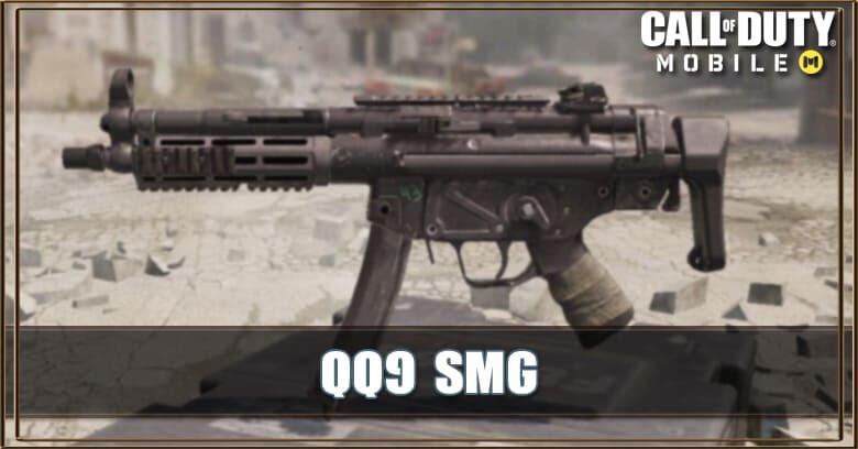 Call of Duty Mobile top súng SMG top 4 là QQ9 tương đồng với Khẩu 31 - MP5 trong Halflife