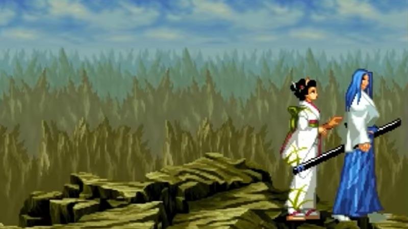 Một kết thúc đầy nuối tiếc cho cuộc tình với Kei Odagiri trong cốt truyện Ukyo Tachibana