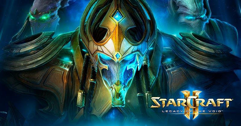 Protoss - Giống loài đầu tiên được tìm thấy ở vụ trụ Starcraft