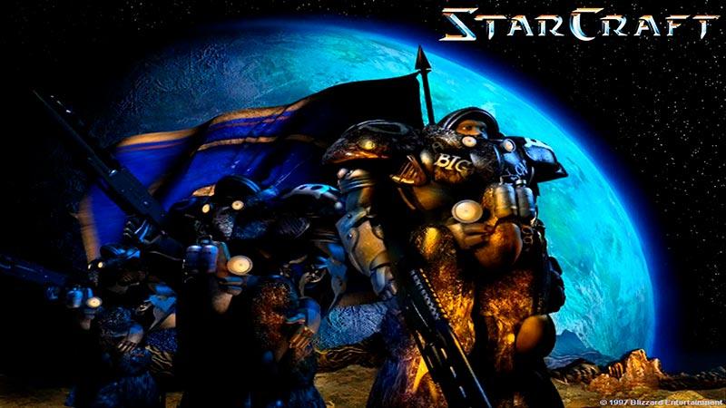 Nguồn gốc loài Terran - Chủng tộc sinh sau đẻ muộn trong vũ trụ Starcraft