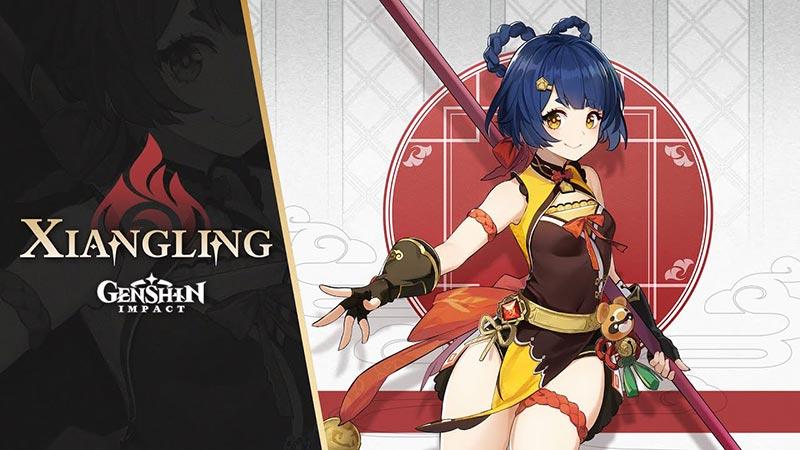 Genshin Impact - Top 6 nhân vật 4 sao mạnh nhất - XiangLing