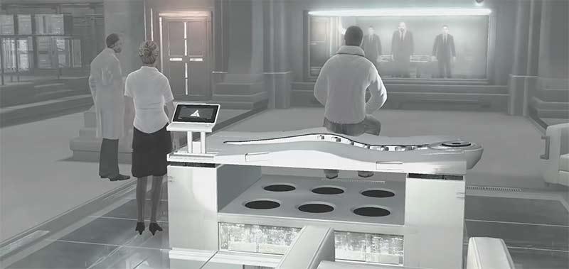 Tóm tắt cốt truyện Assassin's Creed 1 - Abstergo định thủ tiêu Desmond