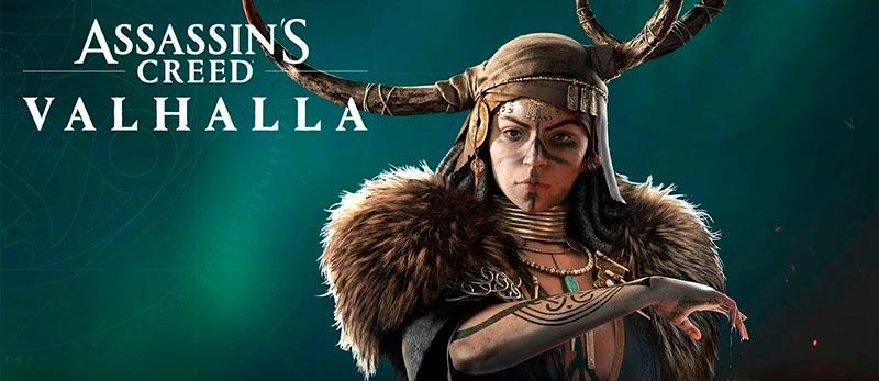 Nhà tiên tri mách nước cho Ivar sẽ có những thắng lợi vẻ vang của đội quân Viking trên Anh Quốc - Assassin's Creed Valhalla