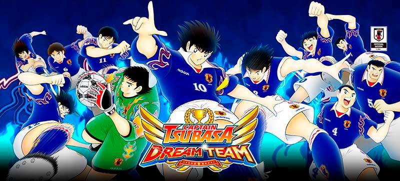 Captain Tsubasa: Dream Team trở về tuổi thơ với nhân vật huyền thoại khi tham gia game bóng đá online trên điện thoại này