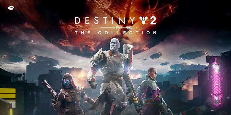 Destiny 2 game bắn súng góc nhìn thứ 1 nhiều người chơi trên Steam