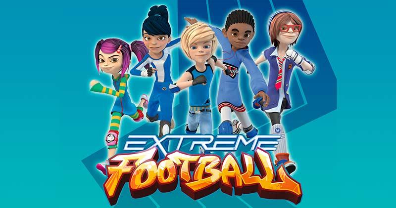 Extreme Football tựa game bóng đá online thú vị
