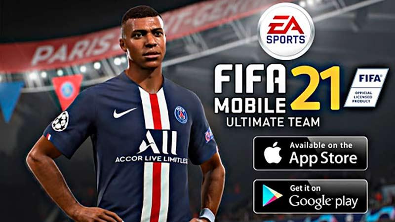 FIFA Mobile 21 chắc chắn rất xứng đáng nằm trong top game bóng đá mobile miễn phí 2021