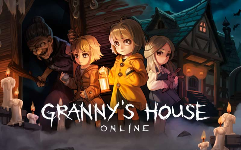 Granny's House game sinh tồn online mobile đáng chơi 2020