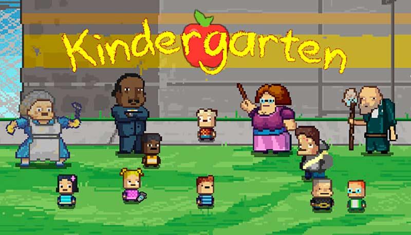 Kindergarten - Phân tích nhân vật trẻ con trong tựa game kinh dị trường học mới lạ (P1)