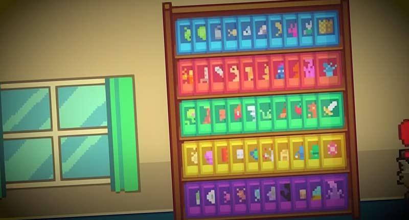 Để thật sự kết thúc Kindergarten thì chúng ta phải tìm ra những tấm thẻ monstermon