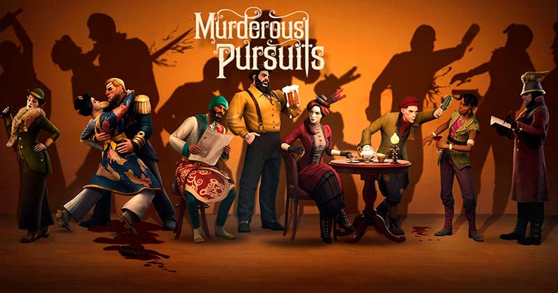 Murderous Pursuits Mobile tựa game hành động chiến thuật hấp dẫn