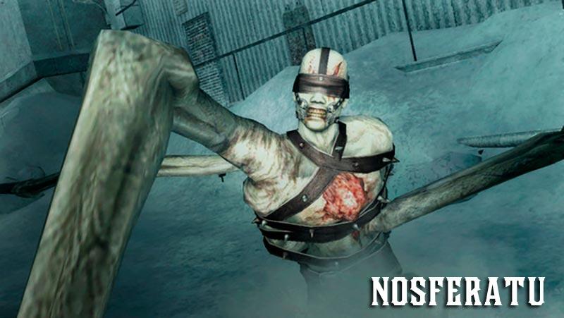 Nosferatu chính là Alexander Ashford
