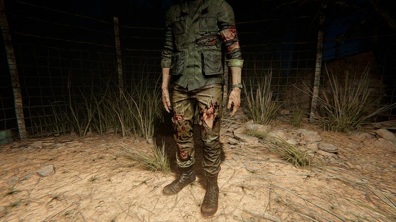Blake Langermann nhân vật chính với Outlast 2 gameplay góc nhìn thứ nhất