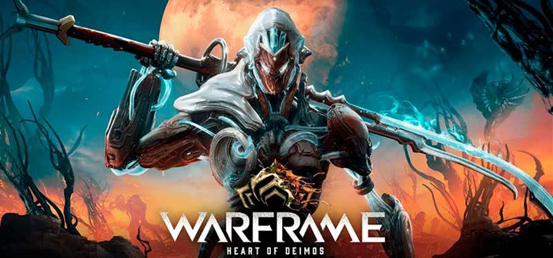 Warframe game bắn súng online pc Ninja cực hot trên Steam