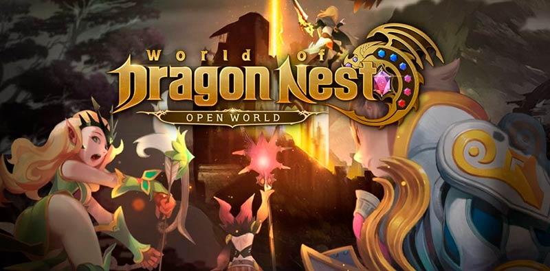 World of Dragon Nest Việt Nam - Siêu phẩm của game thế giới mở online 2020