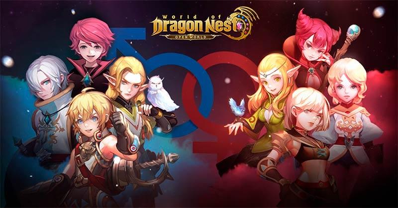 World of Dragon Nest Việt Nam hứa hẹn sẽ là tựa game rpg vô cùng bùng nổ
