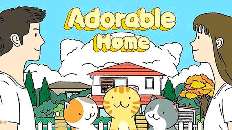 Adorable Home - Giải mã sức hút của tựa game nuôi mèo đáng yêu