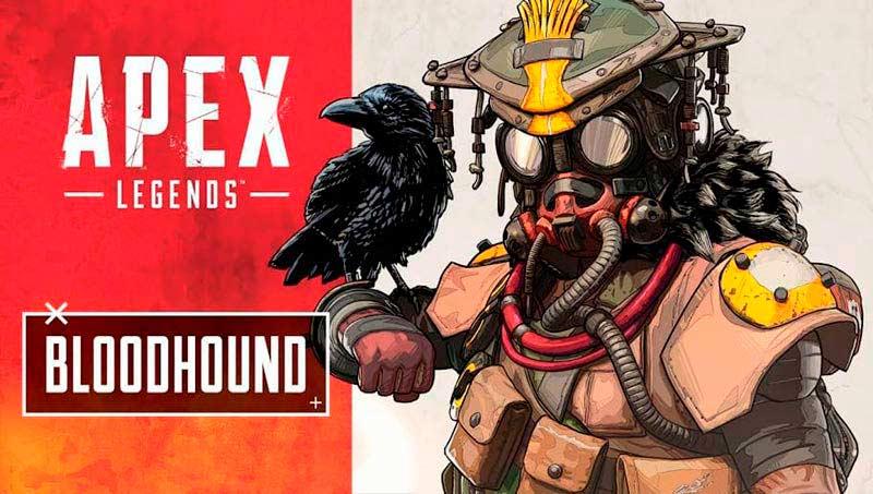 Bloodhound - Thợ săn vĩ đại nhất vùng Outlands game bắn súng online hay cho pc Apex Legends