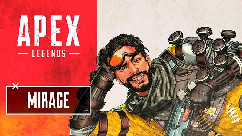 Mirage - Với tiểu sử nhân vật là con trai của nhà kỹ sư sáng chế công nghệ 3D trong game bắn súng hay cho pc