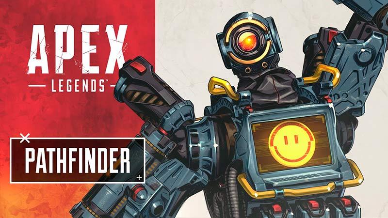 Pathfinder - Tiểu sử nhân vật là robot MRVN duy nhất trong game bắn súng hay trên pc Apex Legends