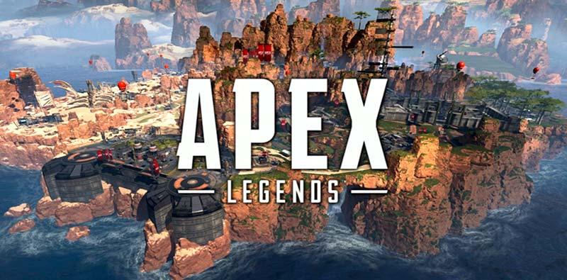 Chiến trường chính của tựa game bắn súng sinh tồn online Apex Legends