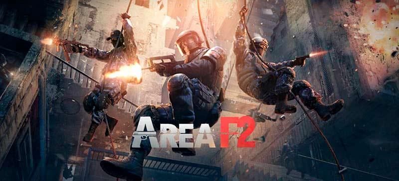 Area F2 chắc chắn là một cái tên không thể thiếu của top game mobile multiplayer 2020