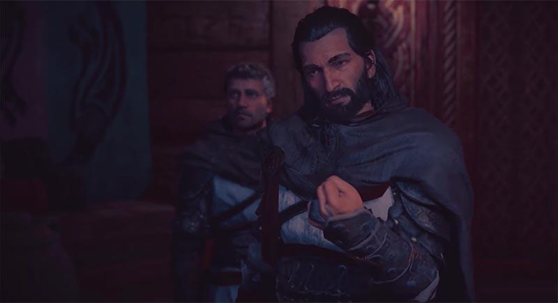 Hidden Blade đã trở thành Obvious Blade trong Assassin's Creed Valhalla