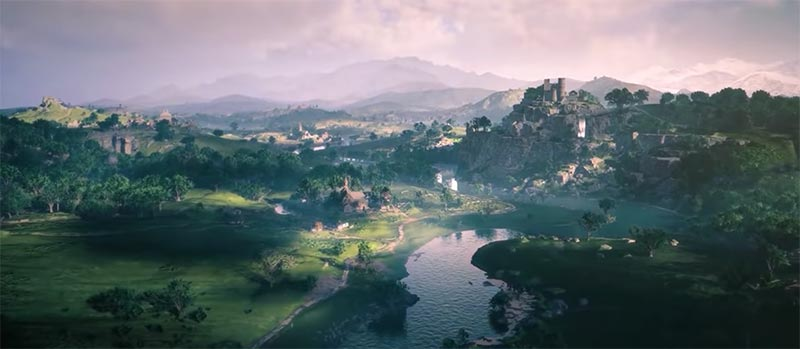 Game hành động Assassin's Creed Valhalla dòng lịch sử - Quê nhà của người Viking