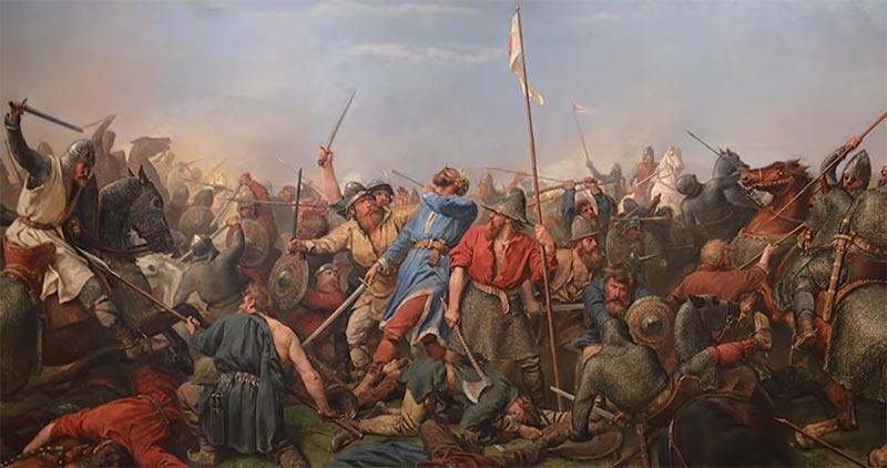 Assassin's Creed Valhalla dòng lịch sử hoàn cảnh cuộc viễn chinh của người Viking