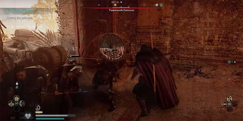 Nhiệm vụ trong Assassin's Creed Valhalla lặp đi lặp lại một cách nhàm chán