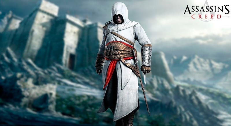 Altaïr - Nhân vật chính trong Assassin's Creed 1 cốt truyện