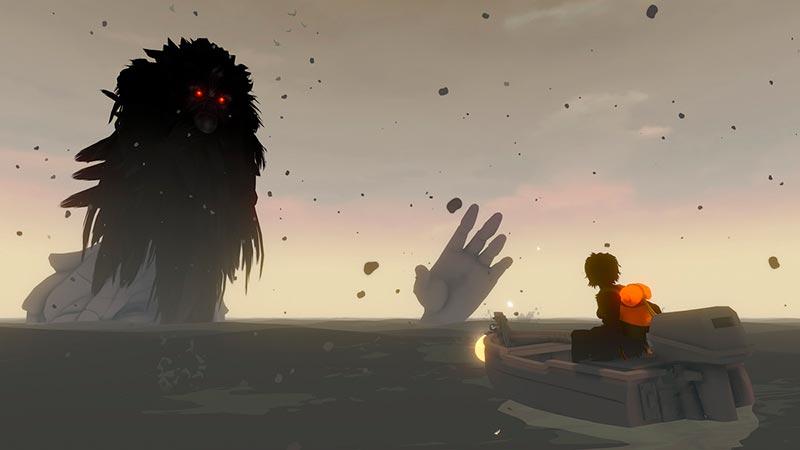 Game phiêu lưu nhập vai pc thú vị với những yếu tố hành động trên nước mới lạ - Sea Of Solitude phân tích cốt truyện
