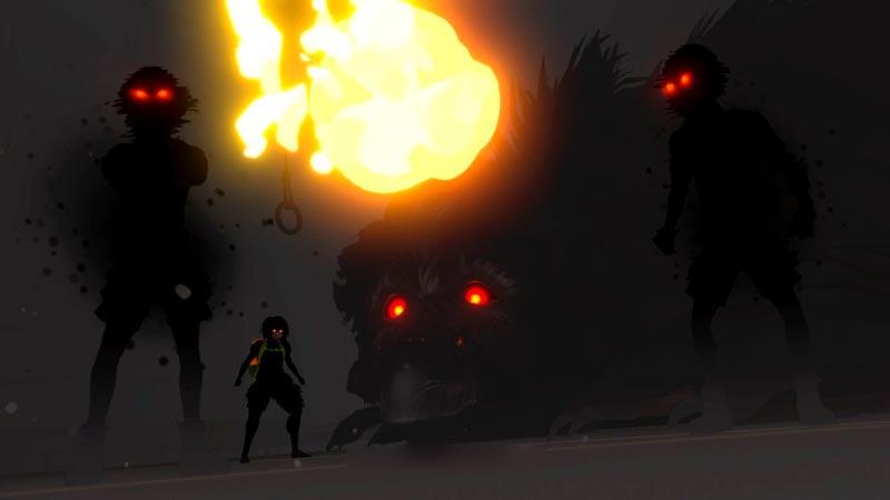 Game phiêu lưu mạo hiểm với dàn quái vật cùng những ý nghĩa khác nhau