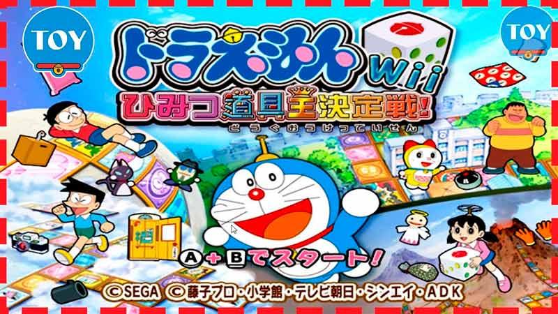Tựa game Doremon tỷ phú vô cùng dễ thương