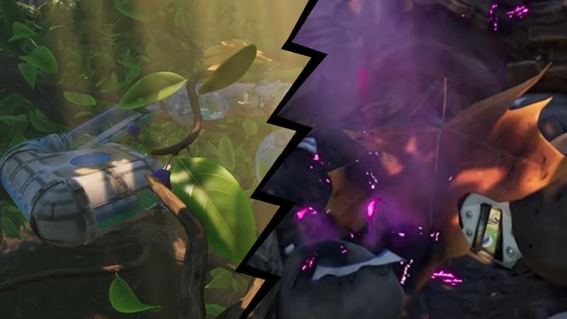 Grounded phân tích game 2 cơ sở được nhắc đến trong trò chơi