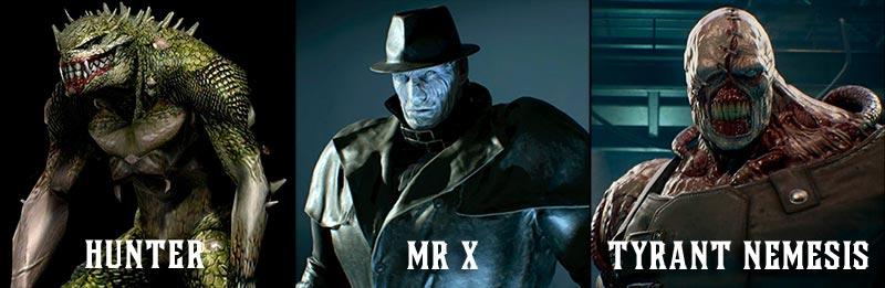 3 loại virus gây rối trong cốt truyện Resident Evil 2